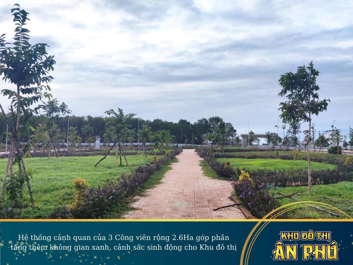 Khu Đô Thị Ân Phú (Buôn Ma Thuột)- Lựa chọn của Nhà đầu tư thông minh
