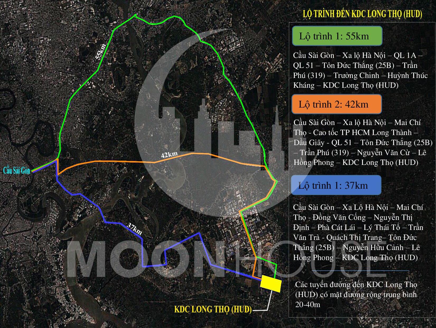 Bán đất xã long thọ huyện Nhơn Trạch , dự án HUD, Giá : 2tỷ54 , hướng :Tây Nam , lô góc 2 mặt tiền