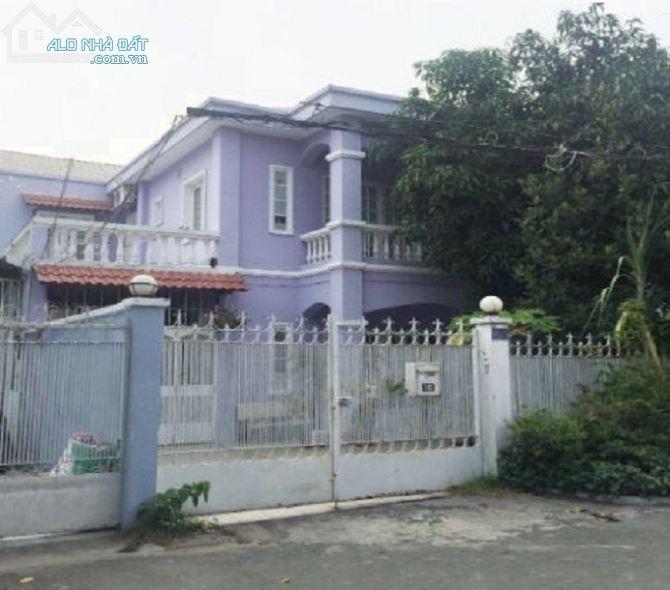 Cho thuê biệt thự quận BìnhThạnh Hẻm xe hơi đường Nơ Trang Long