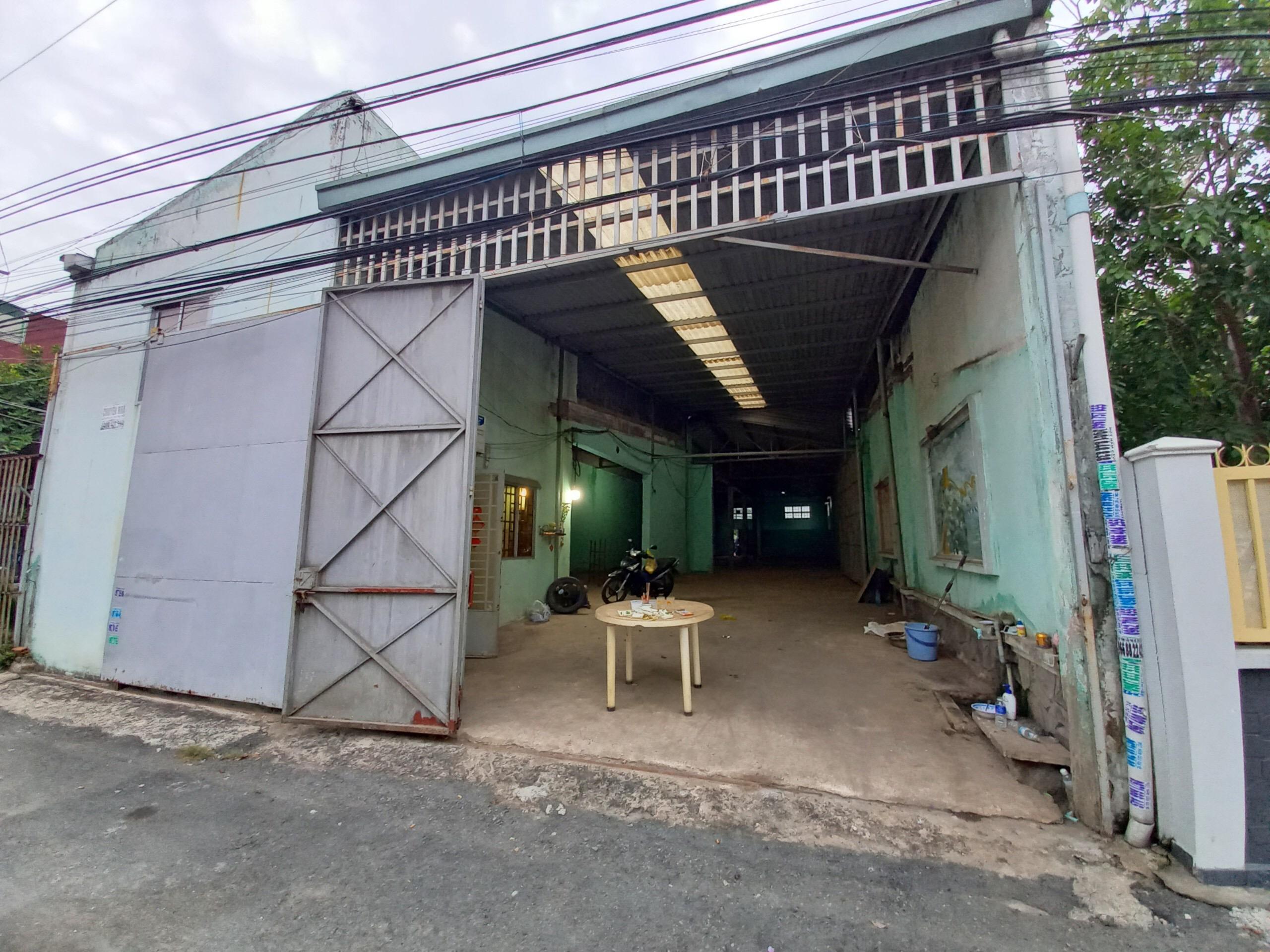 Cho thuê kho xưởng Bình Dương