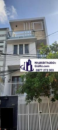 Cho thuê nhà quận Thủ Đức MT đường KDC Sông Đà ,P Hiệp Bình Chánh