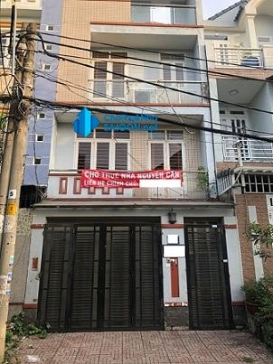 Cho thuê nhà nguyên căn MTNB đường số 11, KDC Sông Đà, Quận Thủ Đức