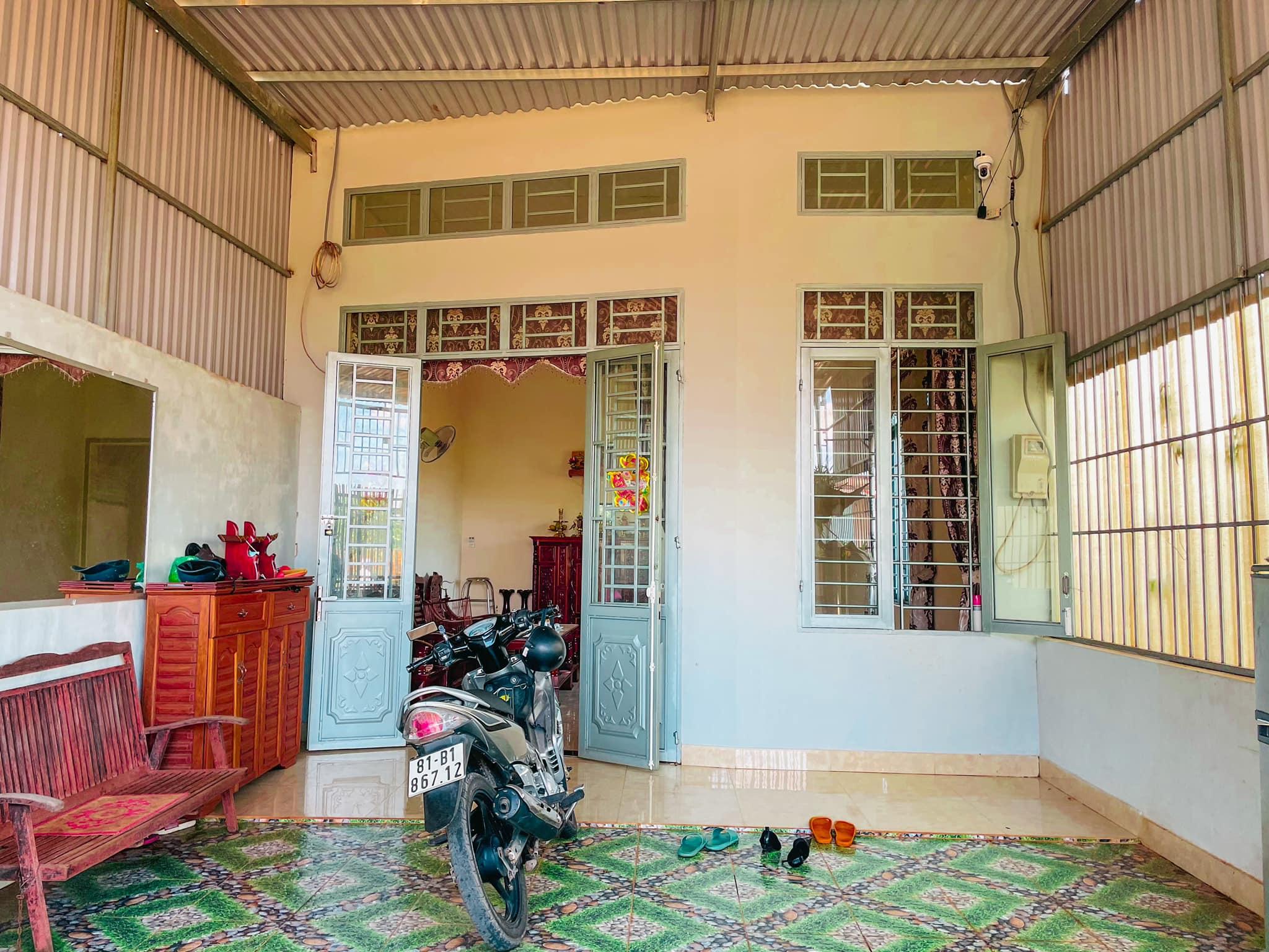 Cần bán gấp nhà cấp 4 hẻm 125 Hà Huy Tập - Tổ 5 - Yên Thế