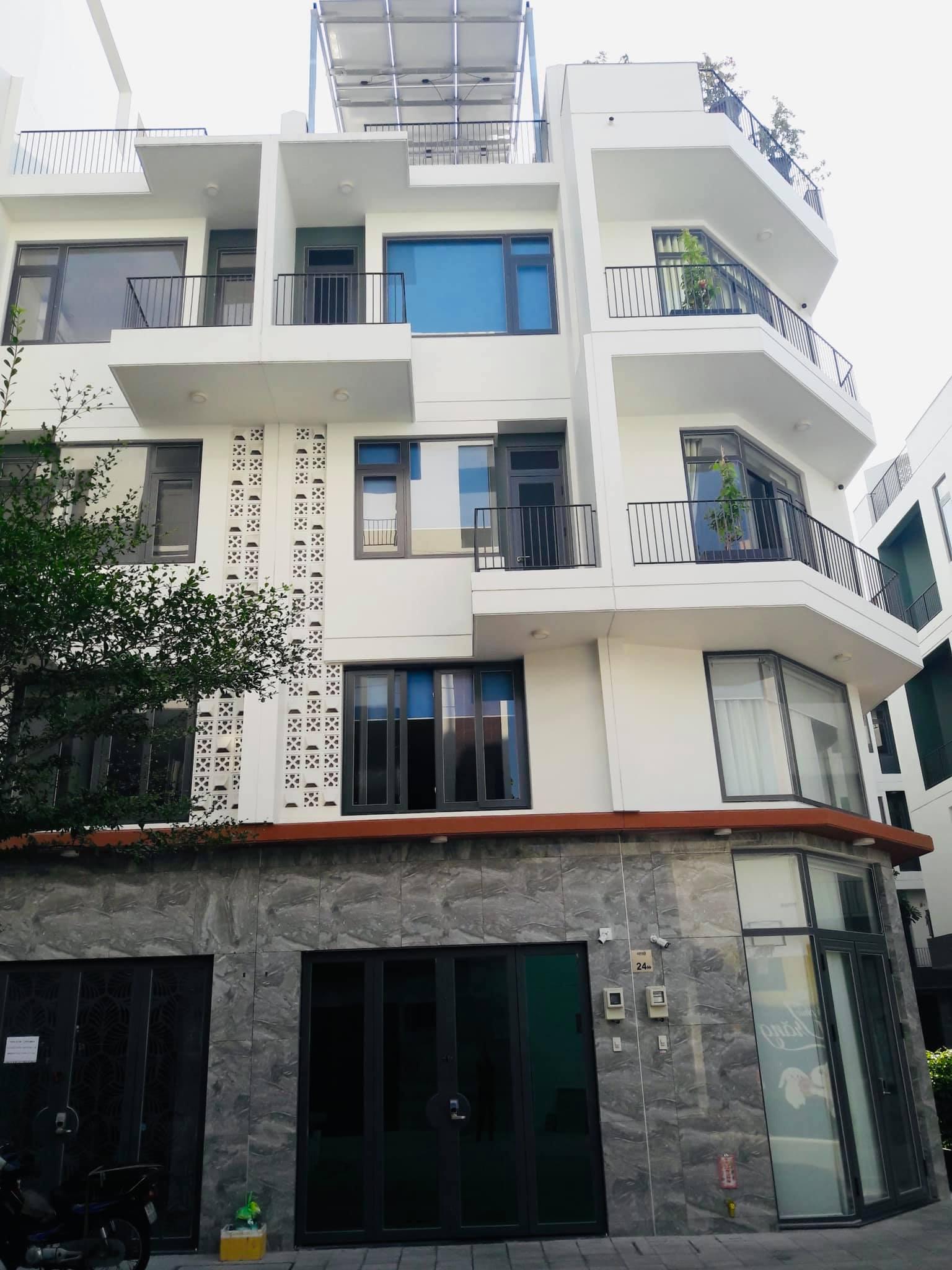Bán Nhà khu dân cư HIM LAM khu nhà ở VIP Quận 6 – Gía 82 Tỷ