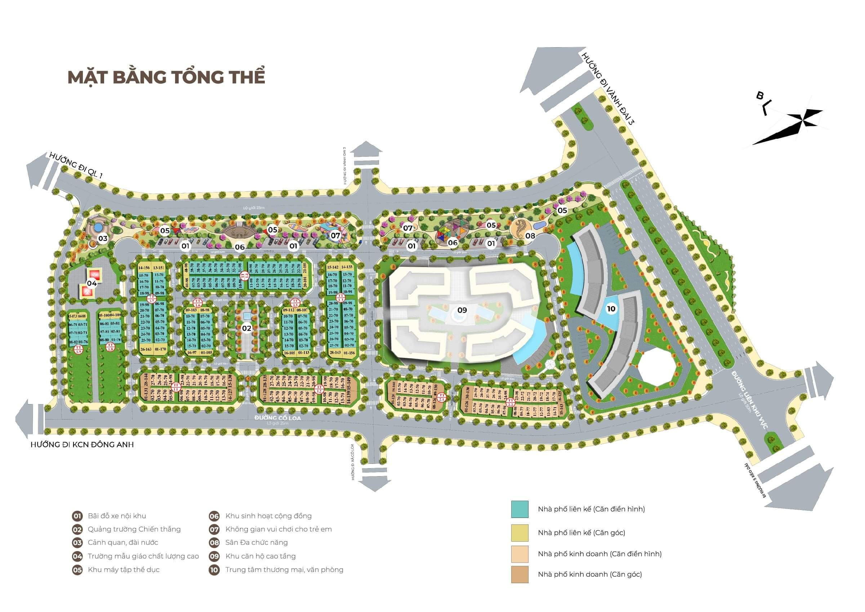 Thông tin dự án Calyx Residence Uy Nỗ Đông Anh - Mở bán đợt 1 mua giá gốc trực tiếp CĐT