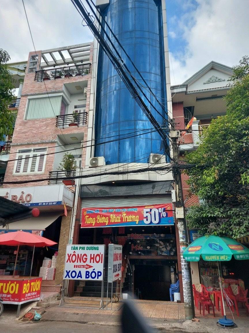 Bán nhà 1 trệt 3 Lầu, mặt chợ Linh Trung, Thủ Đức dt 83m2 , giá 12,5 tỷ