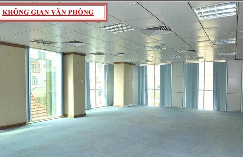 Cho thuê VP 183m2 giá rẻ mặt phố Trần Quốc Toản, Hoàn Kiếm, Hà Nội