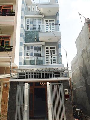 Cho thuê nhà Quận 10- HXH đường Cao Thắng