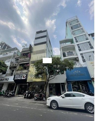 Cho thuê nhà Quận 1- Nhà MT đường Lê Thị Riêng