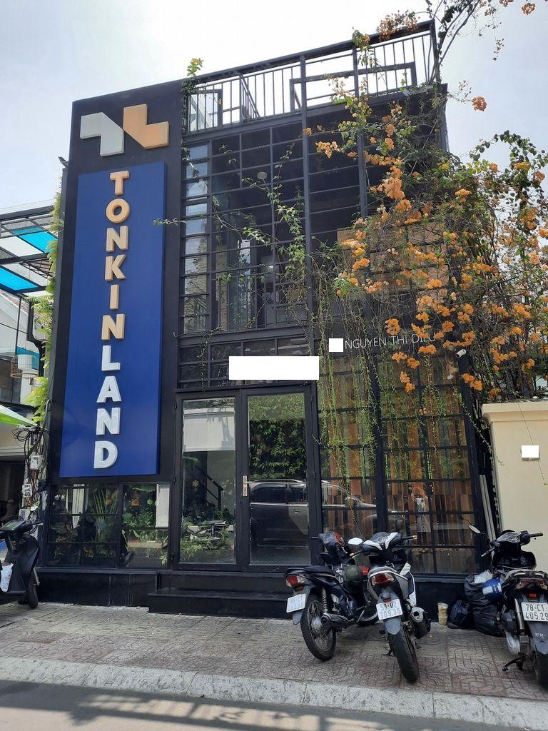 Cho thuê nhà Quận 3- Nhà MT đường Nguyễn Thị Diệu