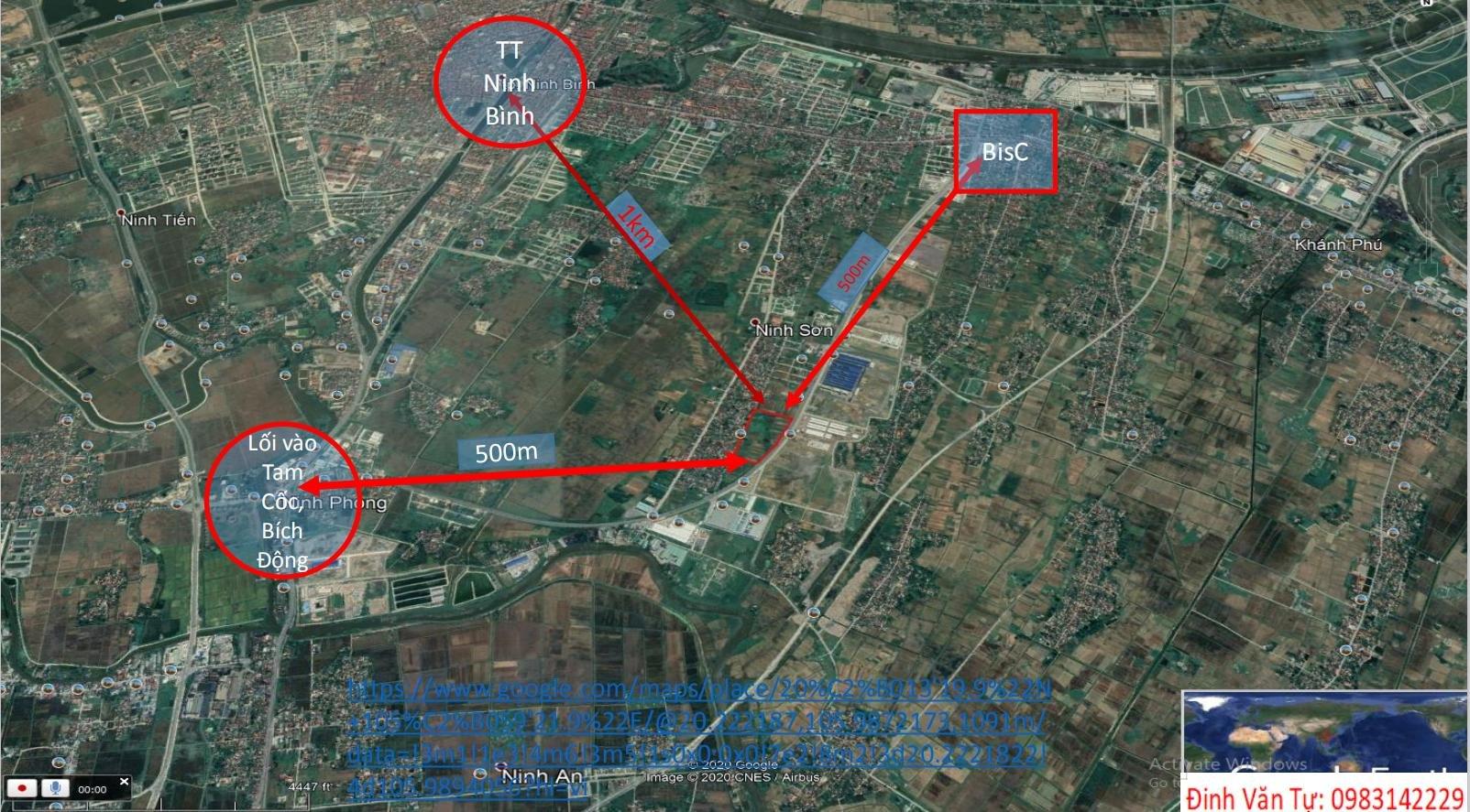 Bán dự án tổ hợp khách sạn 5 sao 7,35ha hoành tráng nhất ngay tại BigC Ninh Bình