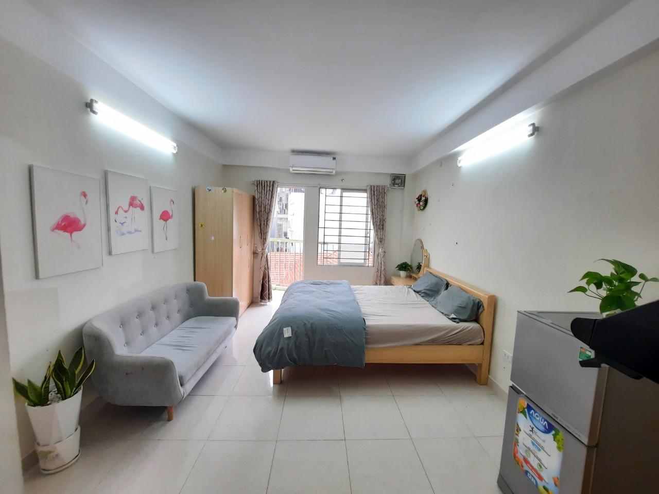 Cho thuê phòng trọ Chung cư mini, gần Trần Duy Hưng Trung Hòa Cầu giấy