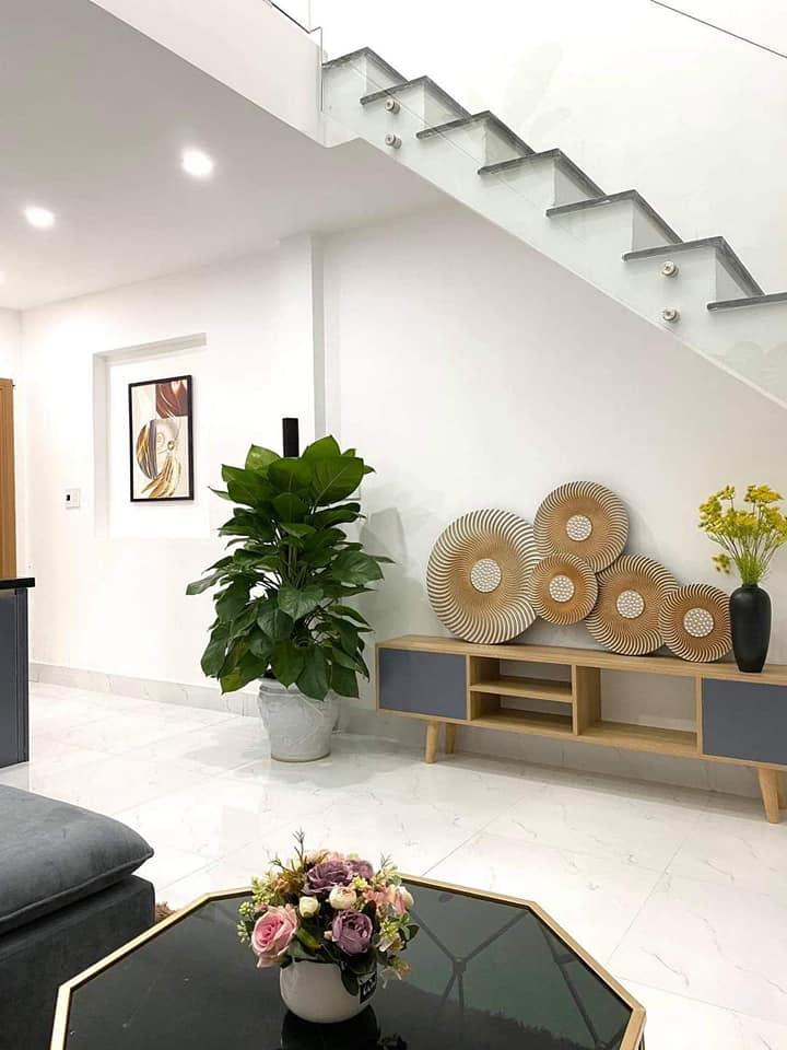 Nhà mê lửng K279 Hà Huy Tập cho người thu nhập trung bình