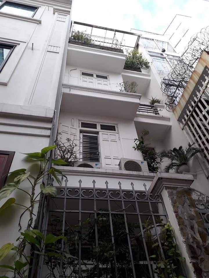 Bán nhà phường Bồ Đề Long Biên, Nhà Đẹp, 60m2, 4 Tầng, 4 phòng ngủ
