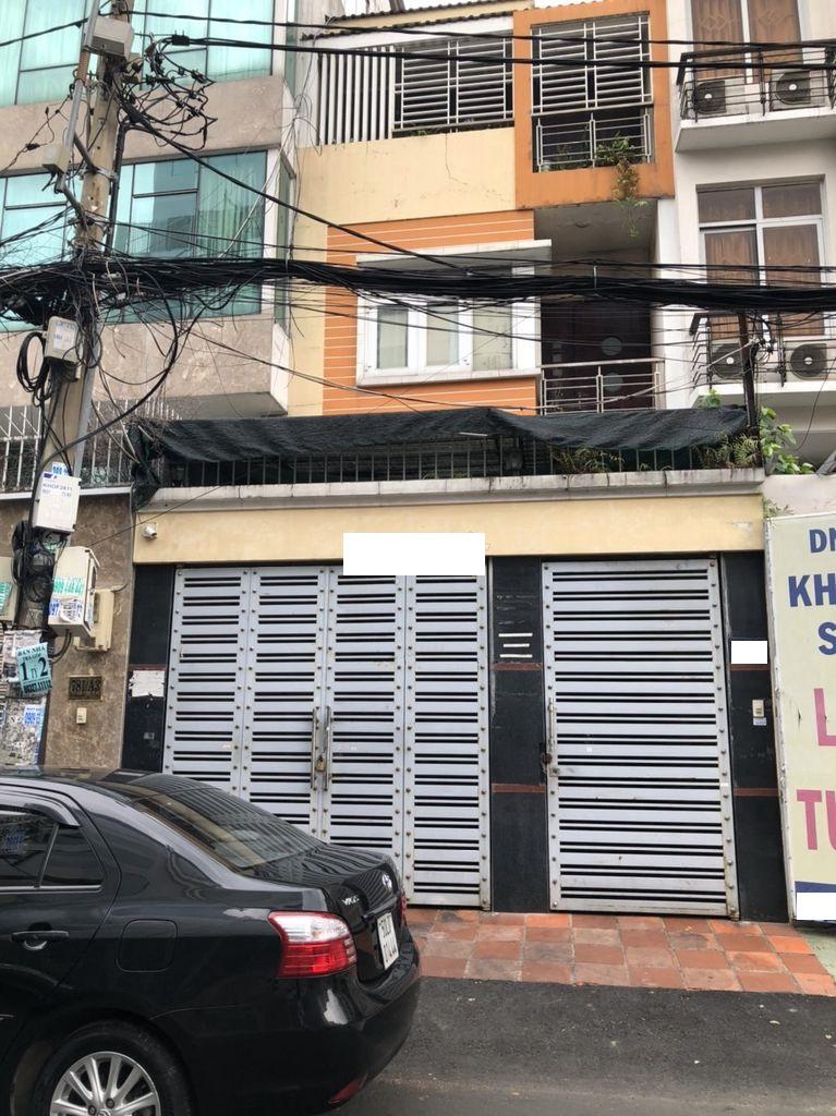 Cho thuê nhà Quận 10- HXT đường Lê Hồng Phong