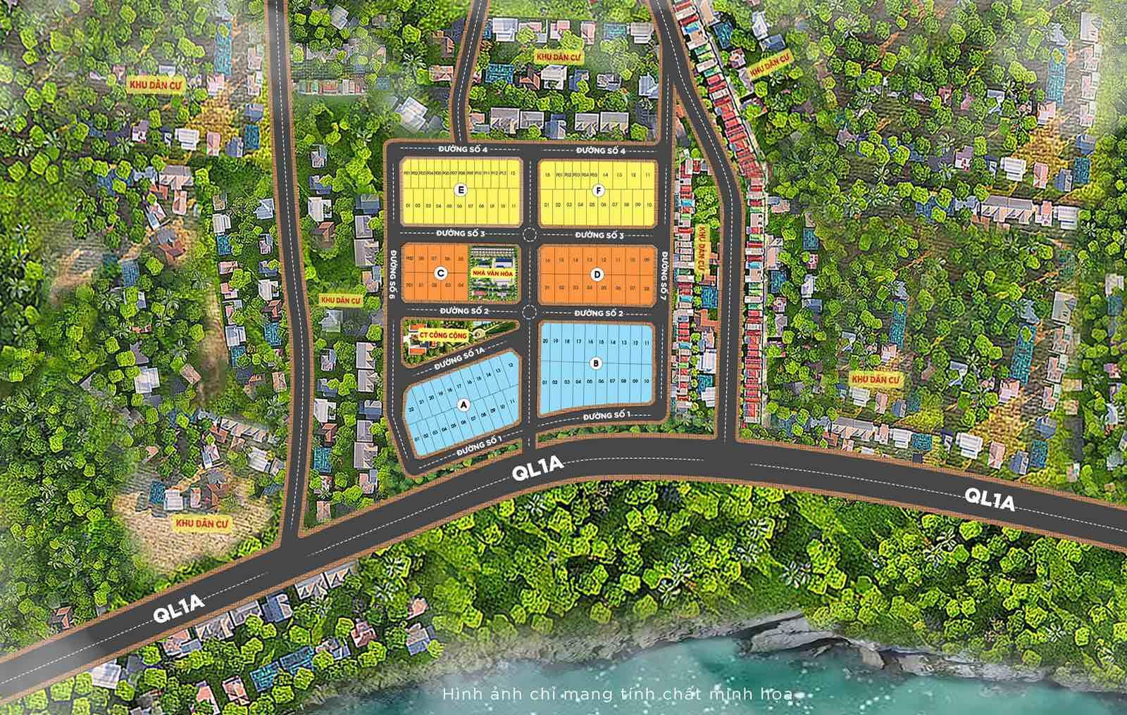 Hơn 500 Triệu Quý Anh Chị có thể đầu tư được dự án nào tại Phú Yên ?