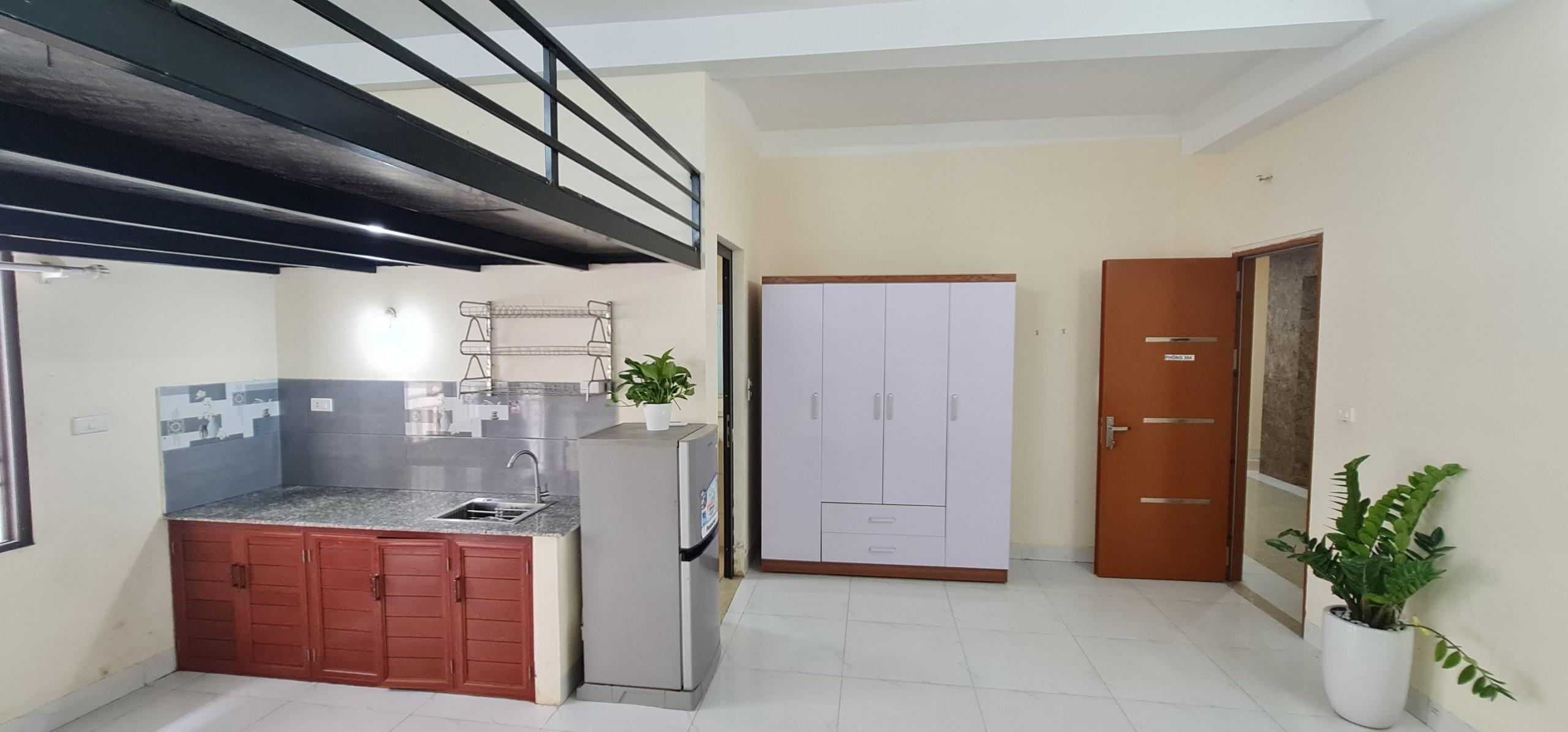 Cho thuê gấp căn hộ dịch vụ Chung cư mini, gần Khương Đình