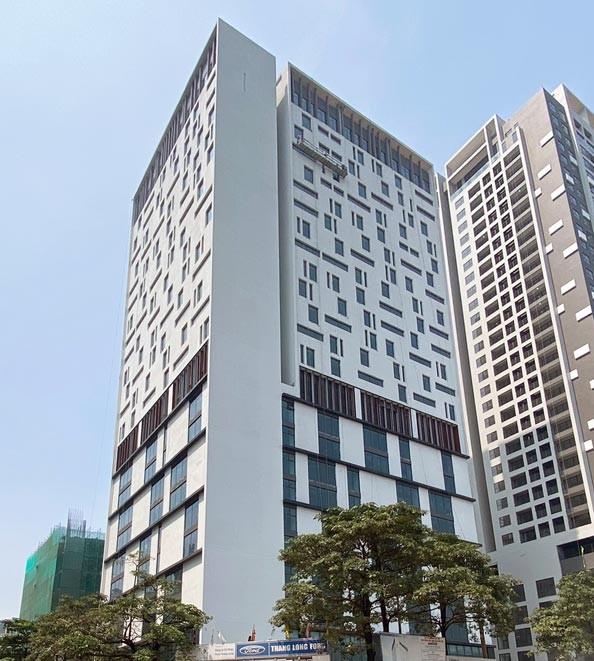 Chủ đầu tư cho thuê văn phòng tòa mới siêu đẹp IDMC Duy Tân, quận Cầu Giấy, Hà Nội !