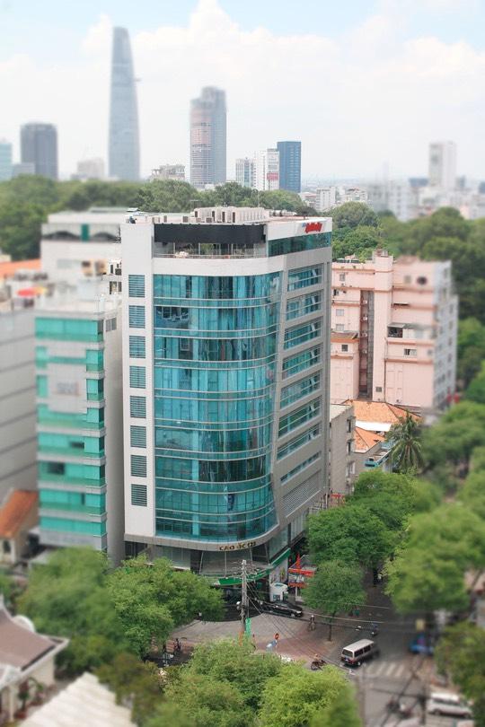 Chính chủ bán tòa nhà building góc 2MT 30m P 25, Q BT(192x405m CN: 787m2 HĐT + full, 190 tỷ TL)