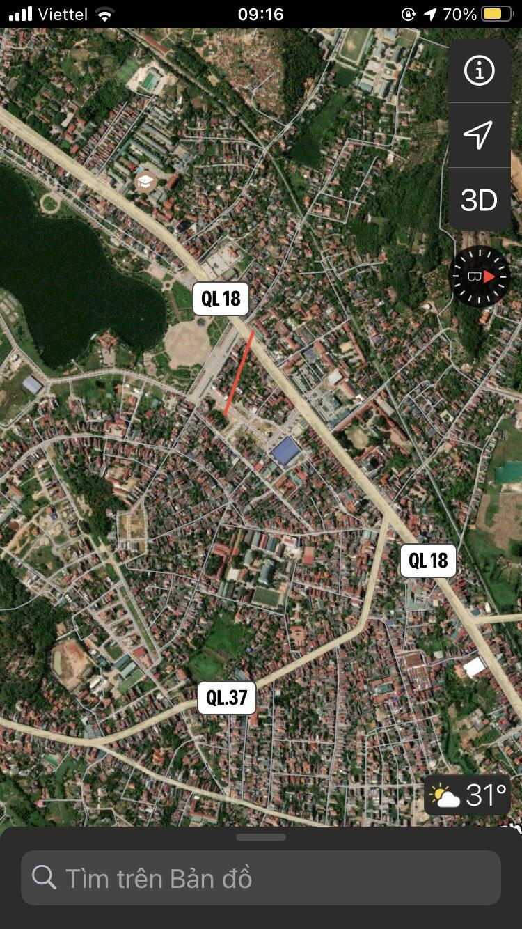 Bán đất Vincom Sao Đỏ, TP Chí Linh, Hải Dương