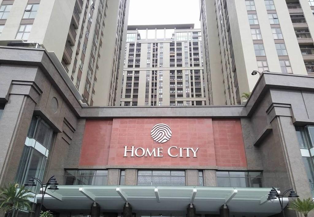 Cho thuê văn phòng tòa Home City, 177 Trung Kính, Cầu Giấy, DT 60-200m2, giá 220k/m2