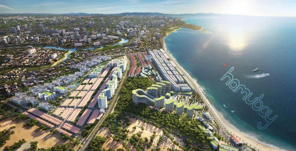 Đất nền ven biển Hamubay Phan Thiết chỉ 3 tỷ