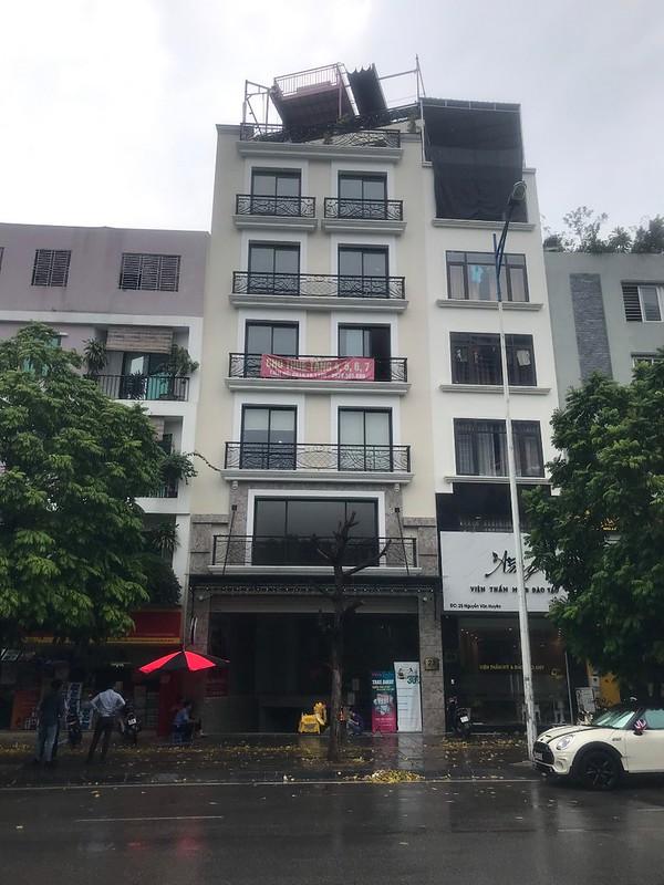 Chính chủ cho thuê văn phòng 35m2, 45m2, 105m2 mặt phố Nguyễn Văn Huyên, Cầu Giấy