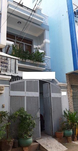 Cho thuê nhà Quận Bình Thạnh- Nhà HXH đường Bùi Đình Túy