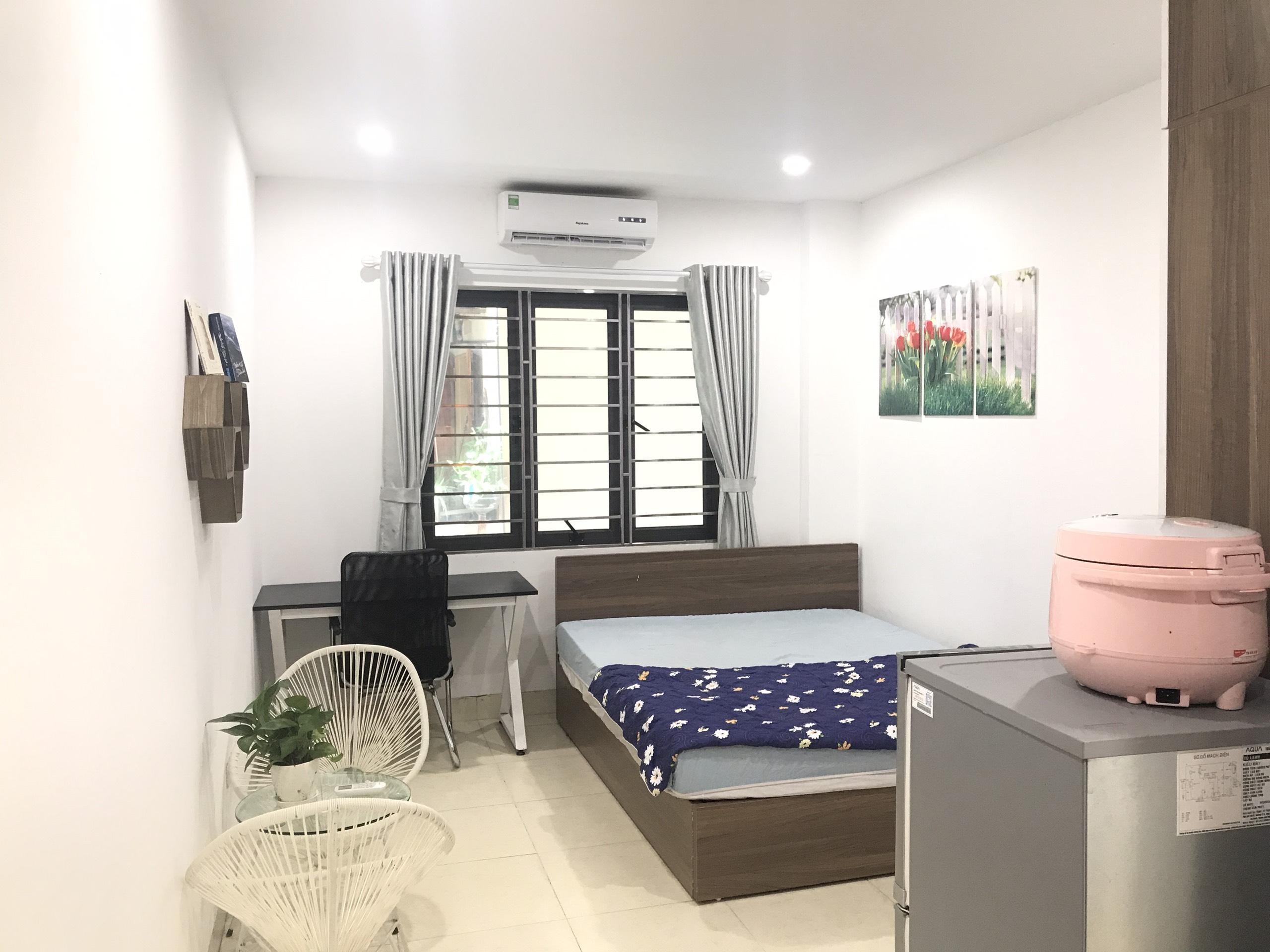 Gia đình cần cho thuê phòng trọ gần Nguyễn Thị Định