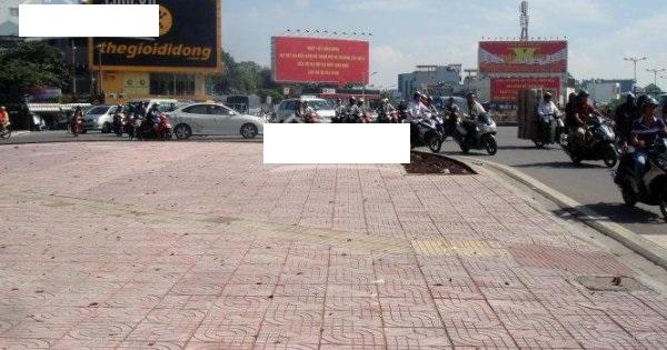 Cho thuê nhà Quận Gò Vấp- Nhà MT đường Lê Quang Định
