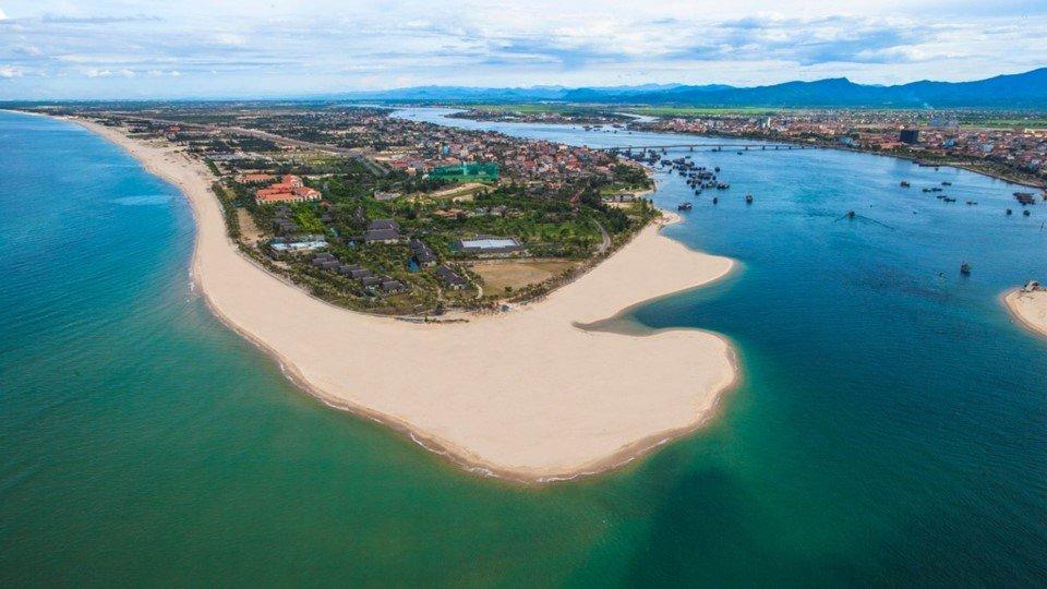 Đất biển Hải Ninh, đối diện tổ hợp Golf FLC Quảng Bình