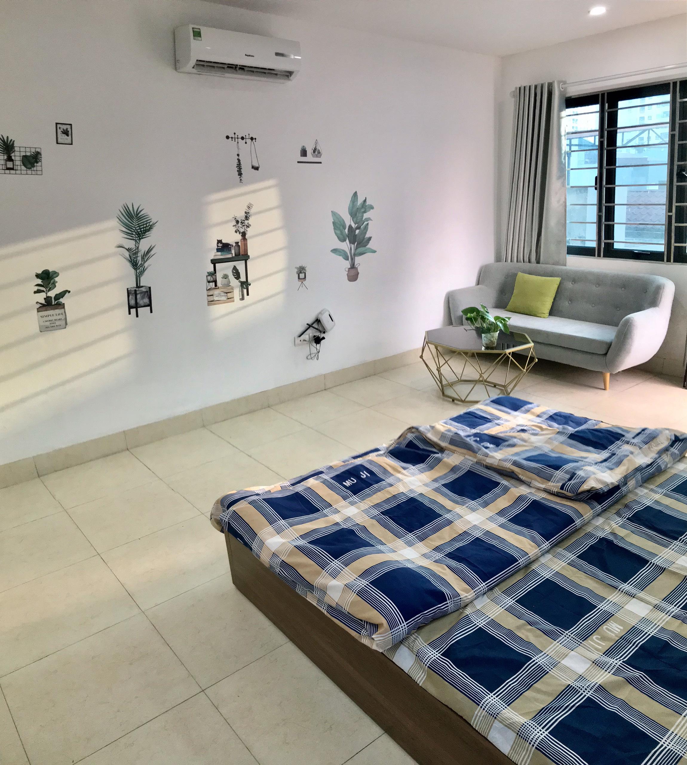 Gia đình cần cho thuê phòng trọ gần Trần Duy Hưng