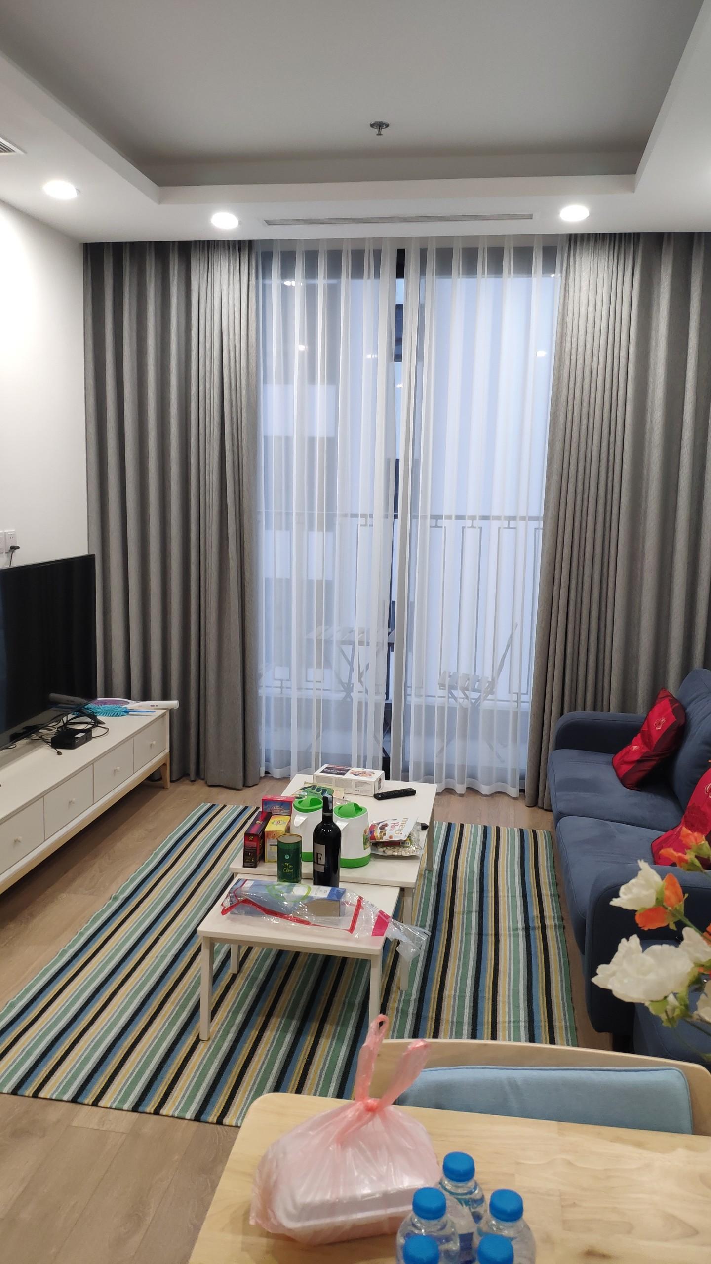 Cho thuê căn hộ 2PN chung cư Hinode City Minh Khai full đồ giá rẻ nhất hiện tại