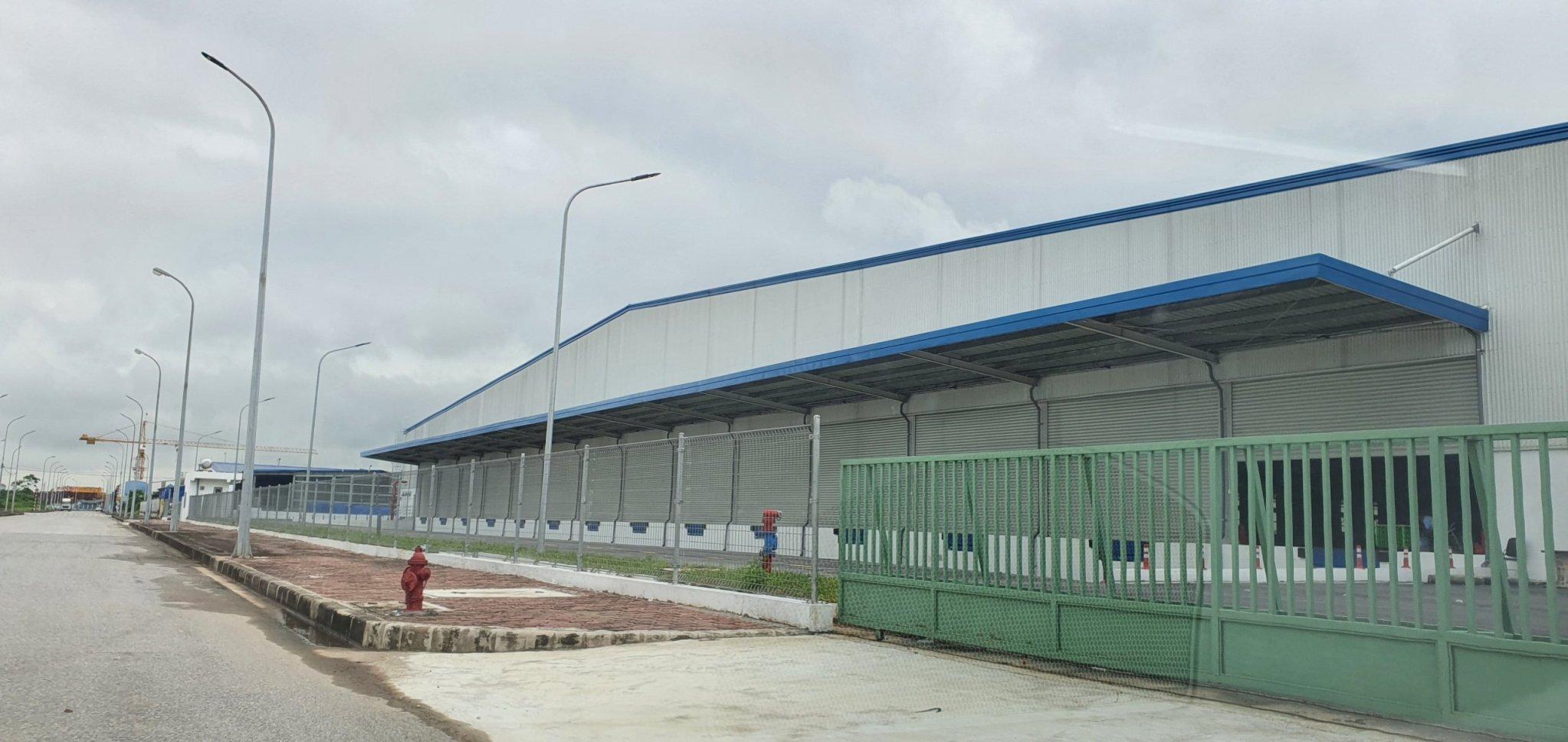 Cho thuê 13000m kho xưởng tại KCN Đài Tư, Long Biên giá rẻ