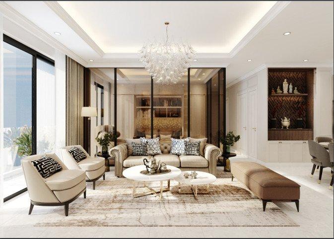 Cho thuê căn hộ Quận Bình Thạnh- Căn hộ Vinhome Central Park