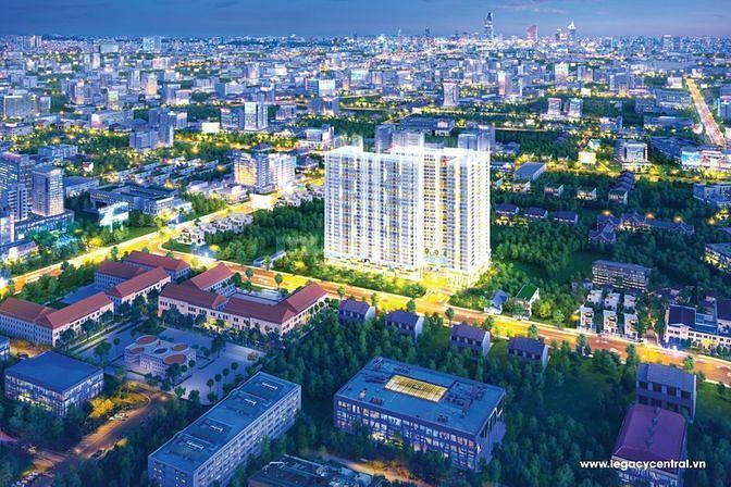 Mua CH trúng căn hộ, chỉ thanh toán 225tr nhận nhà ngay, tại TT TP Thuận An, nhận booking hôm nay