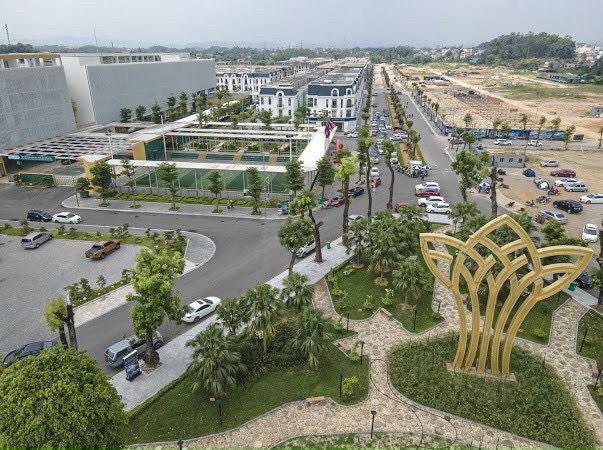 Mua nhà 0 đồng Thái Hưng Crown Villas khu đô thị đầu tiên thiết lập tiêu chuẩn sống chất lượng cao