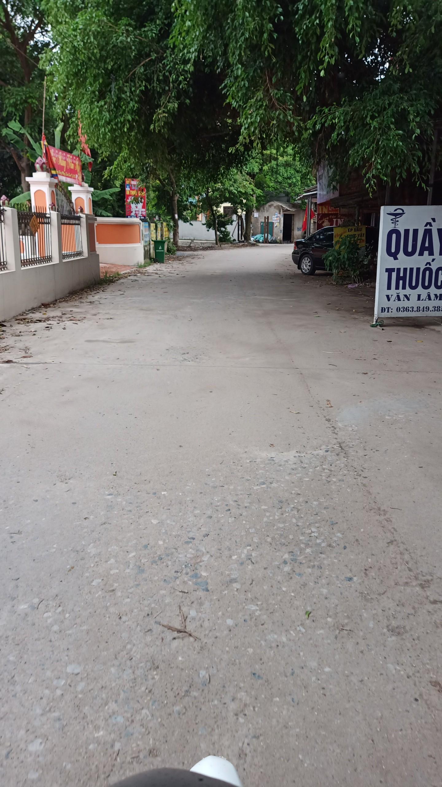 Bán gấp đất Như Quỳnh - Văn Lâm khu trung tâm huyện, diện tích vừa phải, kinh doanh được, giá tốt: