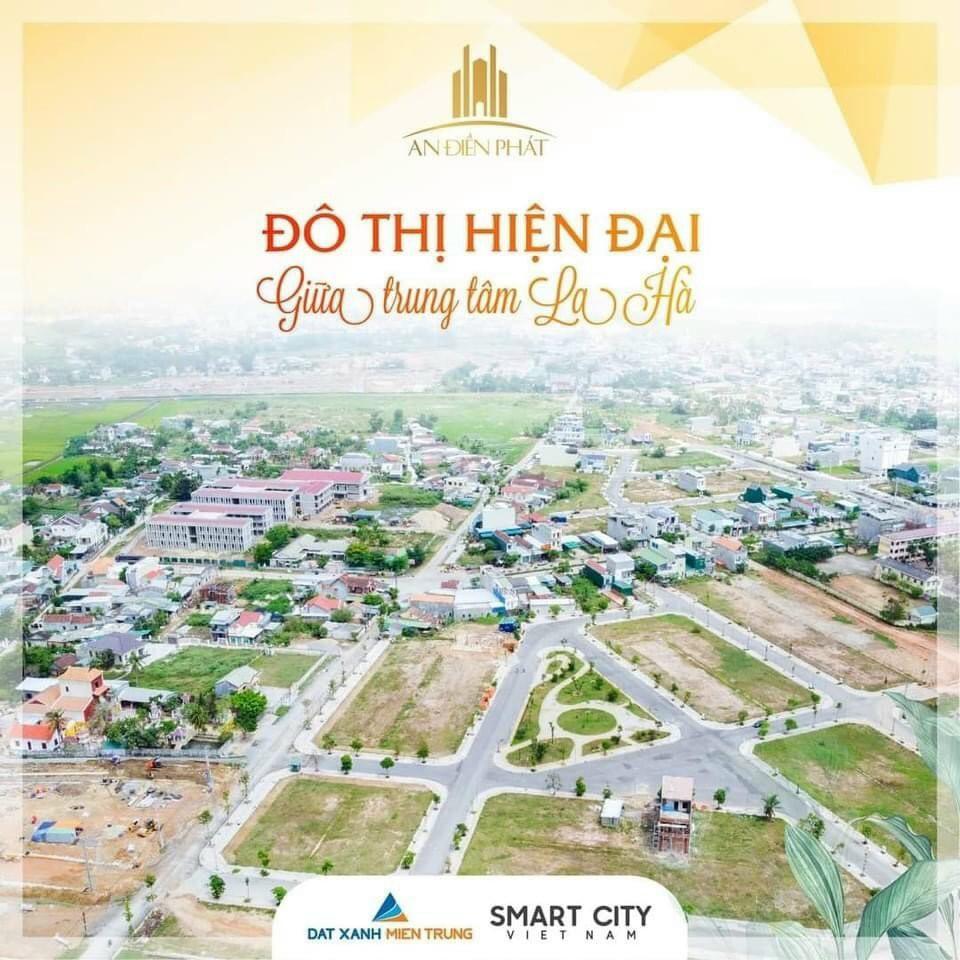 Bán Đất Trung Tâm Hành Chính Quảng Ngãi Chiết Khấu 5% Giá Cđt