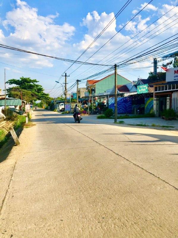 299 triệu sở hữu ngay lô đất Nam Đà Nẵng đường quy hoạch 75m, sẵn sổ công chứng