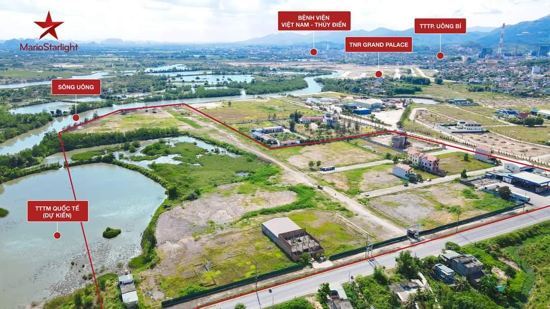 Chỉ hơn 1 tỷ tỷ sở hữu ngay lô đất cạnh KCN Amata, trường Đại học Hạ Long cbi triển khai Tiến độ 5 tháng cực giãn