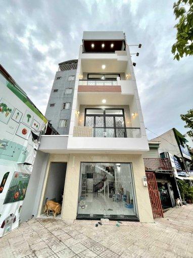 Cho thuê nhà Quận Bình Thạnh - Nhà MT đường Nguyễn Hữu Cảnh