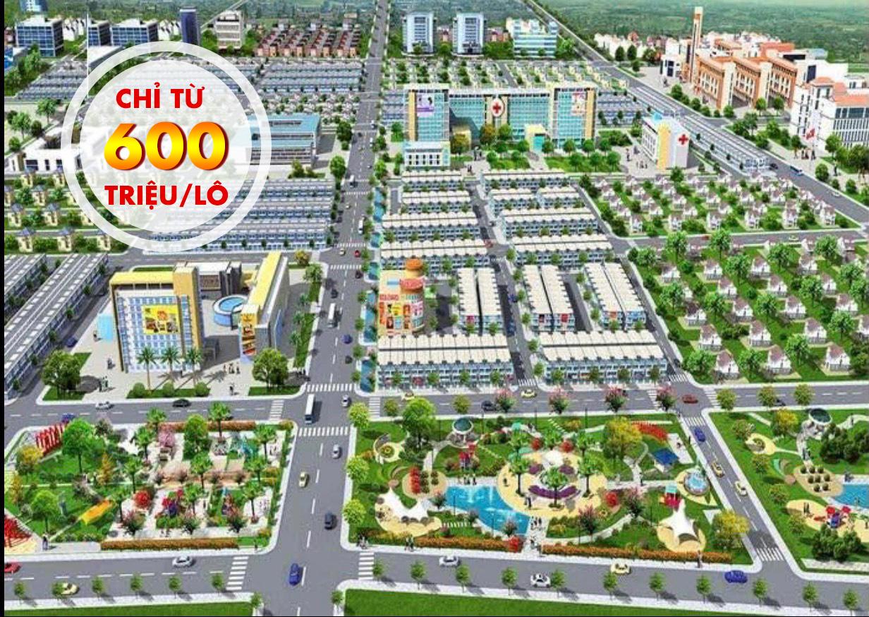 Khu đô thị mới Thanh Liêm - Chỉ từ 620 triệu có thể đầu tư - Lợi nhuận cao - Pháp lý đẹp
