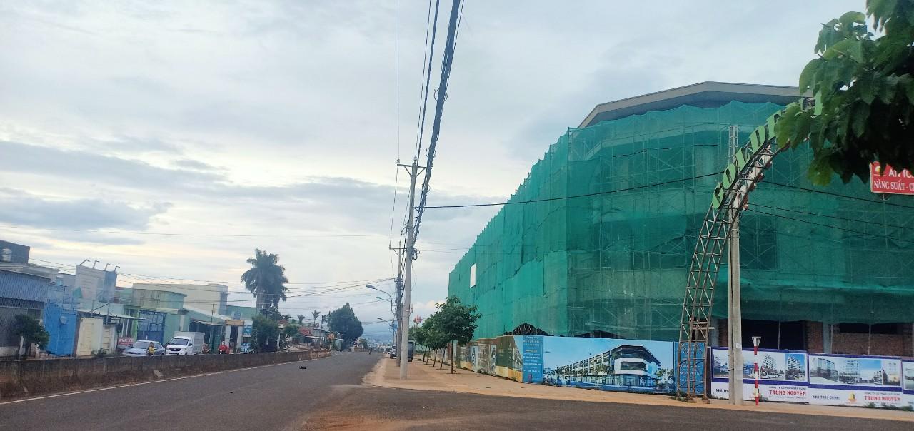 Sỡ hữu đất nền, hạ tầng hoàn thiện ở trung tâm thành phố Pleiku