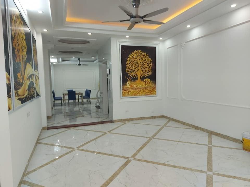 Bán nhà riêng đường trường Lâm,Quận Long Biên Hà Nội, xây mới 5 tầng có thang máy