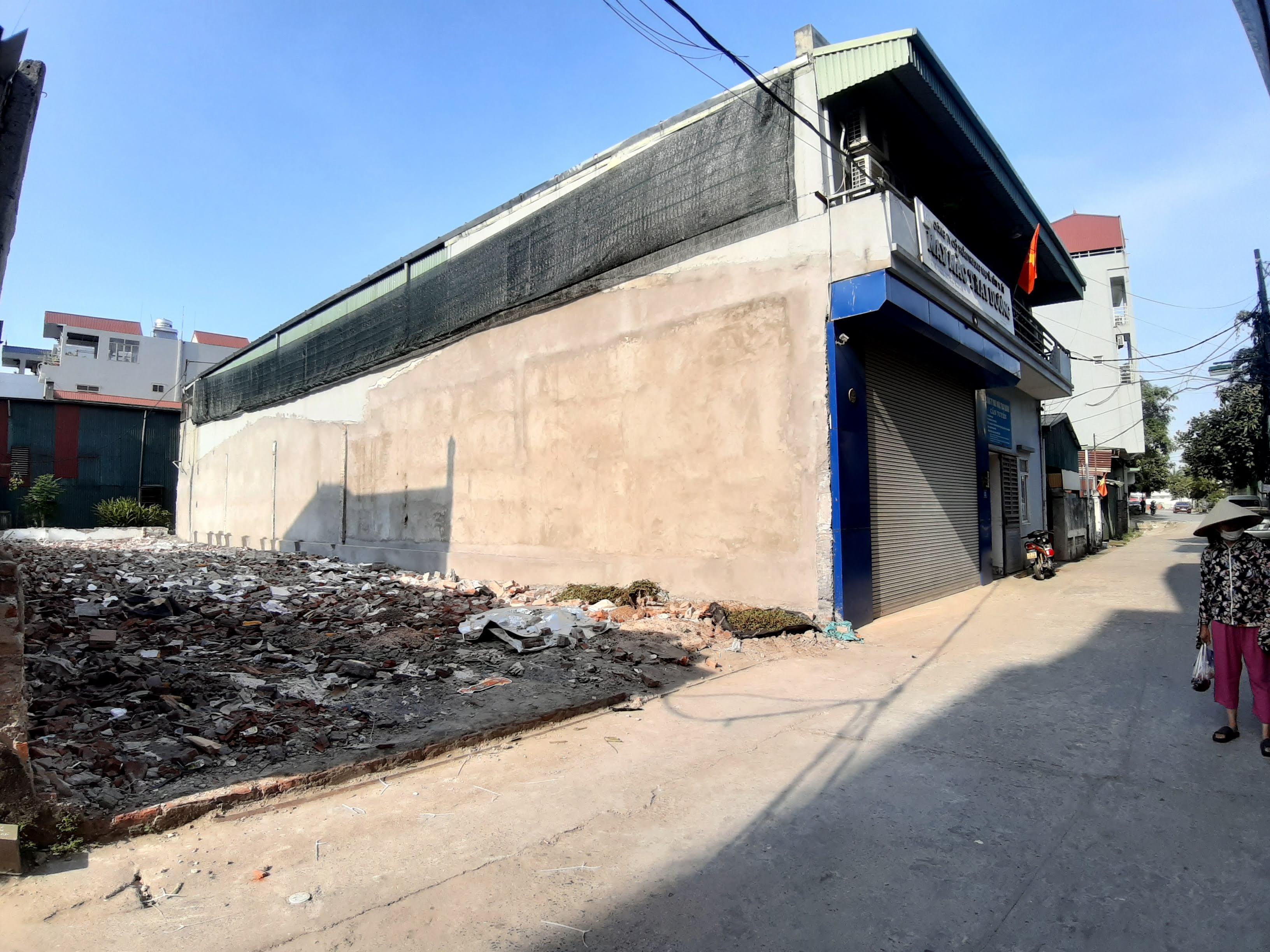 Bán đất Trâu Quỳ, Gia Lâm, Hà Nội Diện tich 234m2 Đường 8m thông trung tâm