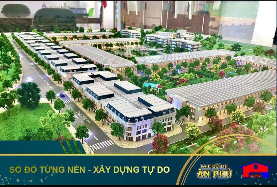 ĐẤT NỀN SỔ ĐỎ ngay trung tâm TP Buôn Ma Thuột- Khu đô thị Ân Phú Giá từ chủ đầu tư
