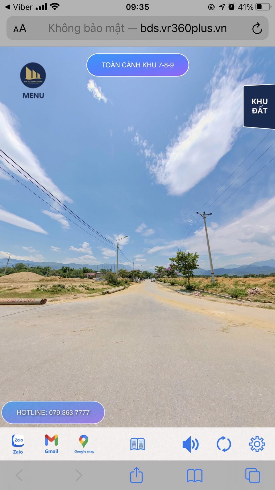 Chỉ 500tr sở hữu 104m đất thổ cư Khoáng Nóng