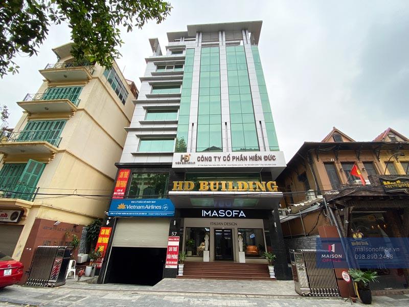 Chính chủ cho thuê mặt bằng kinh doanh phố Trần Quốc Toản 95m2 giá chỉ 55 triệu/tháng