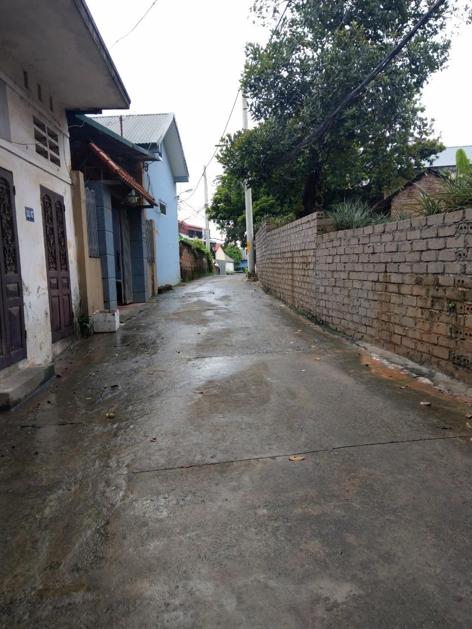 Cần bán đất sổ đỏ chính chủ ở Ngõ 2 Chùa Thông, thị xã Sơn Tây, Hà Nội